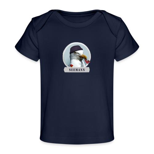 Seemann - Baby Bio-T-Shirt
