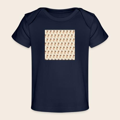 mops muster 2 - Baby Bio-T-Shirt