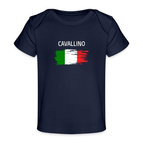 Cavallino Fanprodukte - Baby Bio-T-Shirt