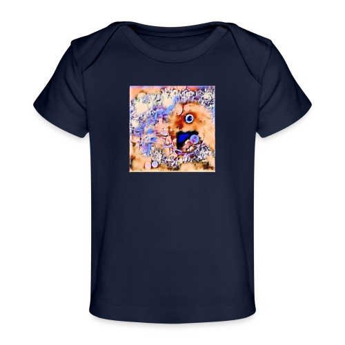 ST@RbiRD - Økologisk T-shirt til baby