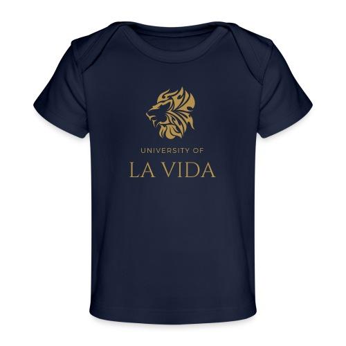 University of LA VIDA - Ekologisk T-shirt baby