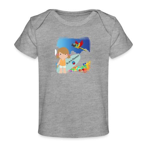 Surf Girl Reunion Island - T-shirt bio Bébé