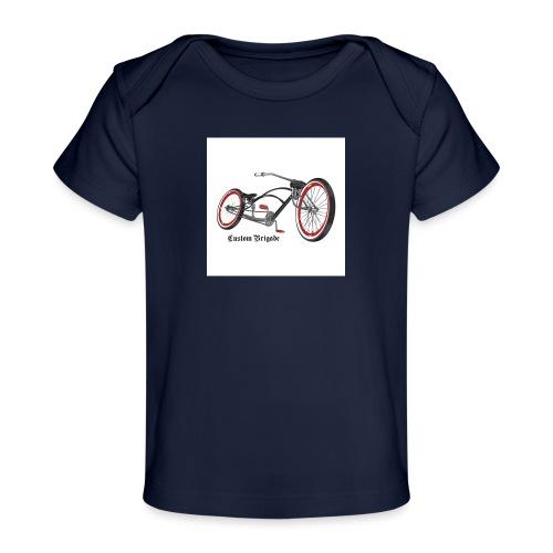 badge007 - T-shirt bio Bébé