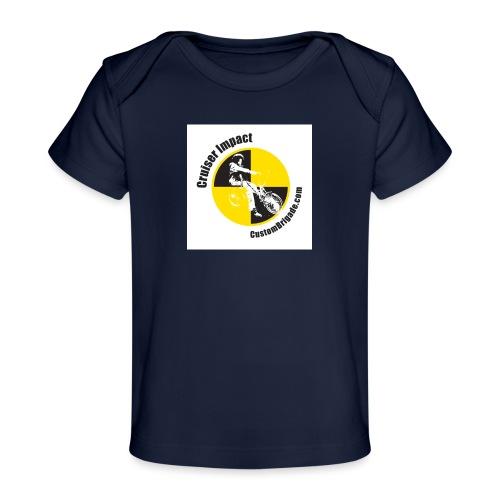 badge010 - T-shirt bio Bébé