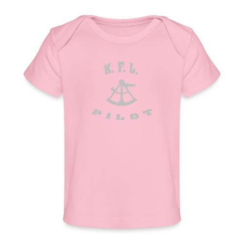 KFL_Back - Økologisk T-shirt til baby