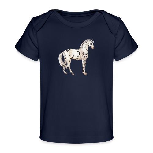 Knabstrupper - Baby Bio-T-Shirt
