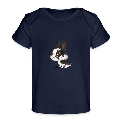 Królik - Ekologiczna koszulka dla niemowląt