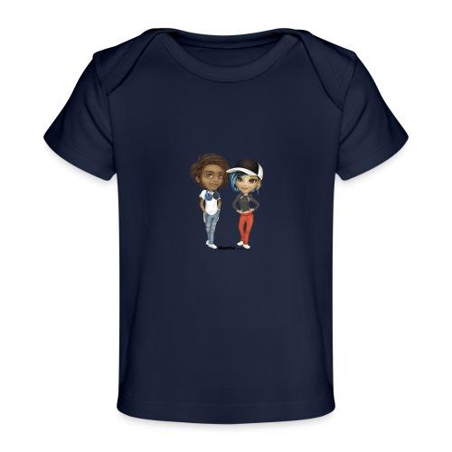 Maya & Noa - Baby bio-T-shirt
