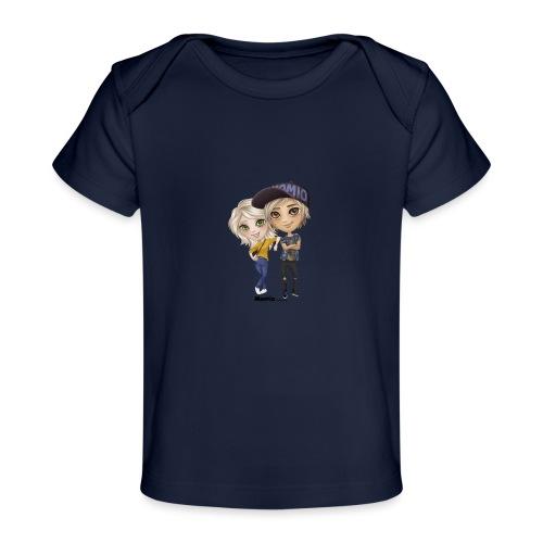 Emily & Lucas - Baby bio-T-shirt