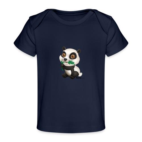 Panda - Baby bio-T-shirt