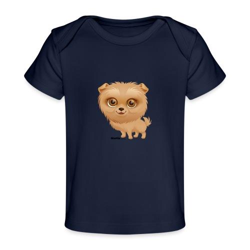 Dog - Ekologiczna koszulka dla niemowląt