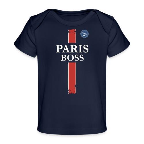 parisfinal11.png - T-shirt bio Bébé