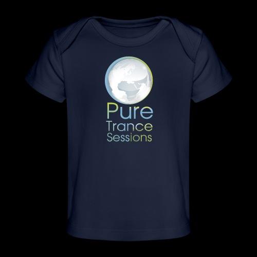 PTS logo new15 beeldmerkS png - Organic Baby T-Shirt