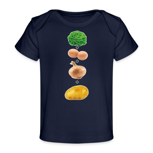 Slaoi Meej Aai Meej Juin Meej Èèrrepel - Baby bio-T-shirt