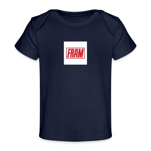 LogoSample ByTailorBrands - Baby bio-T-shirt