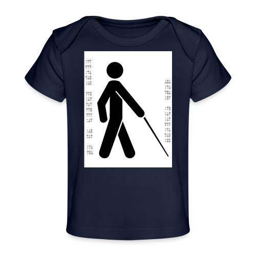 Blind T-Shirt - Organic Baby T-Shirt