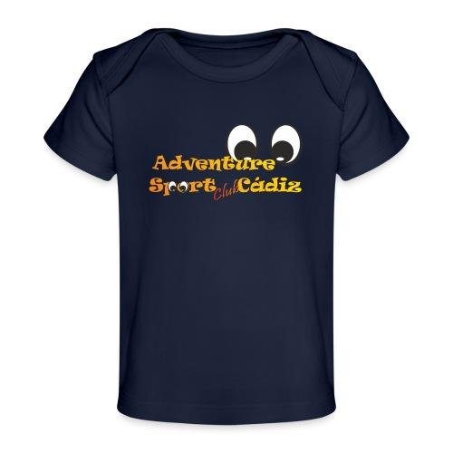 ADVENTURE SPORT CLUB CÁDIZ - Camiseta orgánica para bebé