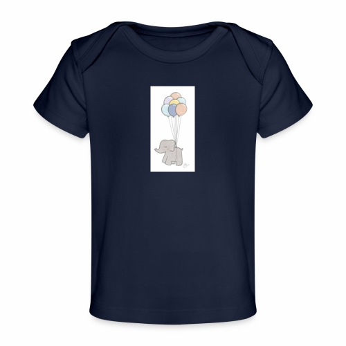 B1A831CF 74F5 4A72 AD33 E76EF0C50A50 - Økologisk T-shirt til baby