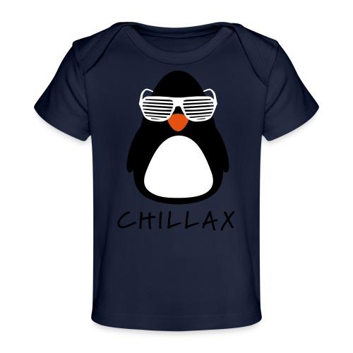 Chillax - Baby bio-T-shirt
