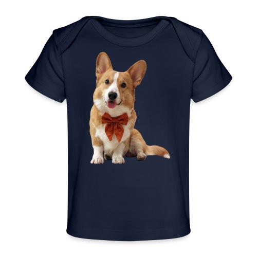 Bowtie Topi - Organic Baby T-Shirt