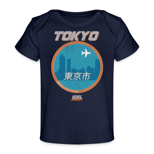 Tokyo - Baby Bio-T-Shirt