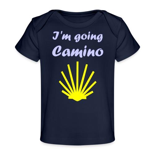 Going Camino - Økologisk T-shirt til baby
