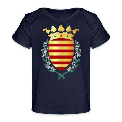 Wapenschild Borgloon - Baby bio-T-shirt