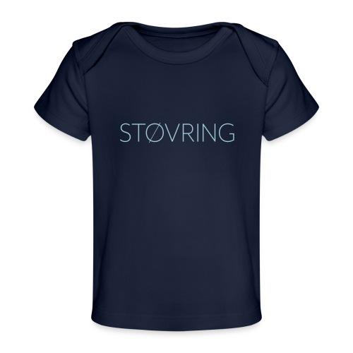 Støvring Plain - Økologisk T-shirt til baby