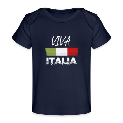 VIVA ITALIA - Organic Baby T-Shirt