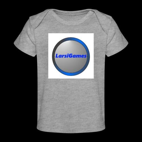 LarsiGames - Baby bio-T-shirt