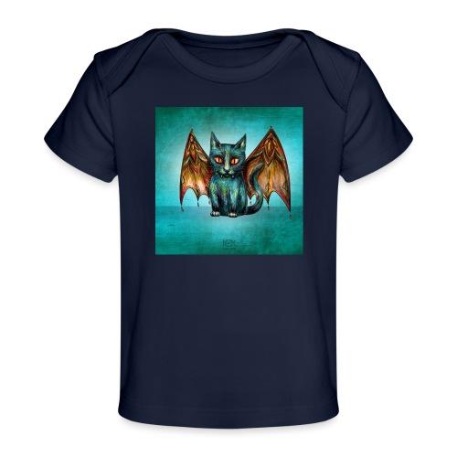 Vampcat - Baby Bio-T-Shirt