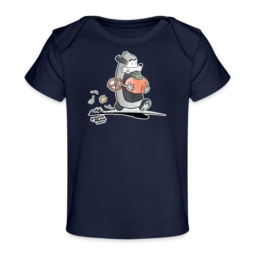 Oktoberfest - Økologisk baby-T-skjorte