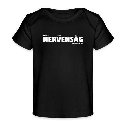 supatrüfö nervensag - Baby Bio-T-Shirt