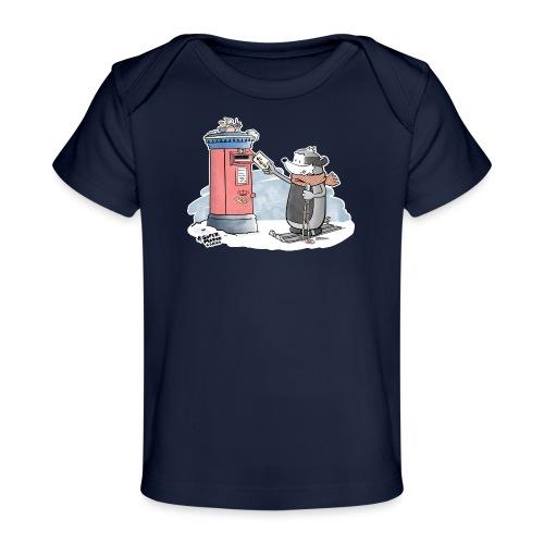 Royal Mail - Økologisk baby-T-skjorte