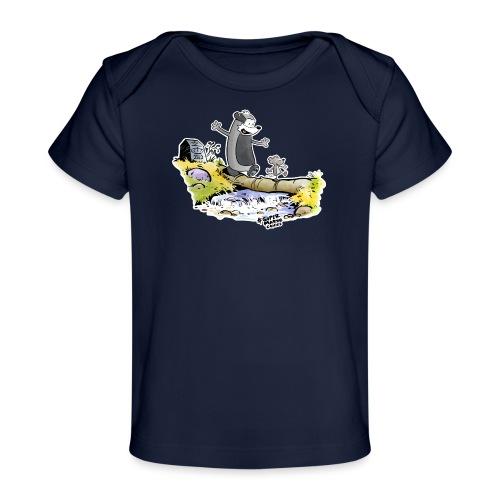 Summer Vibes! - Økologisk baby-T-skjorte