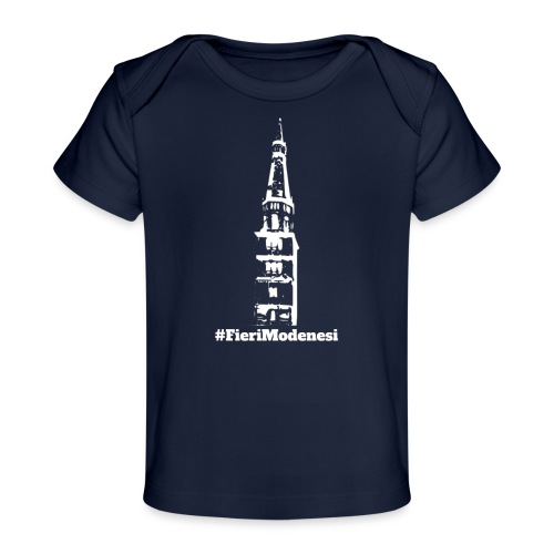 FieriModenesi - Maglietta ecologica per neonato