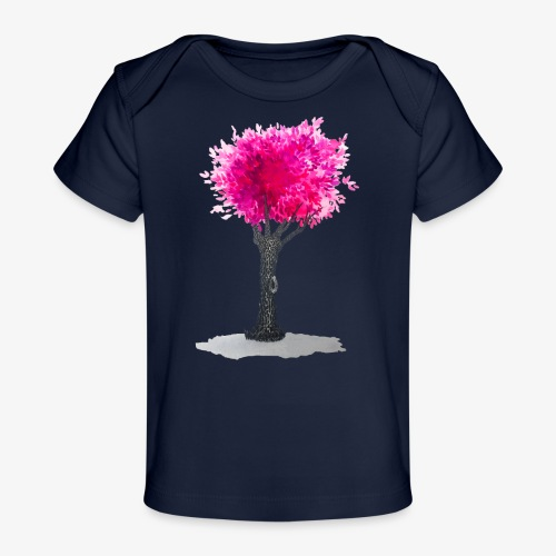 Tree - Organic Baby T-Shirt