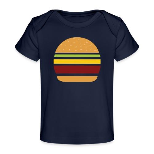 Logo Burger Panhamburger - T-shirt bio Bébé
