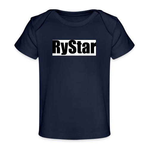 Ry Star clothing line - Organic Baby T-Shirt
