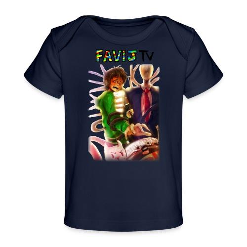 ShirtFinale png - Maglietta ecologica per neonato