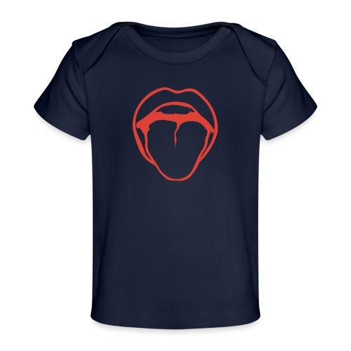 mund - Økologisk T-shirt til baby
