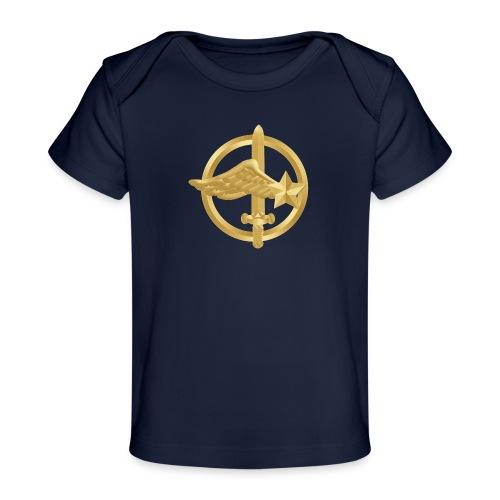 Tasse Fusiliers Commandos de l'Air - T-shirt bio Bébé