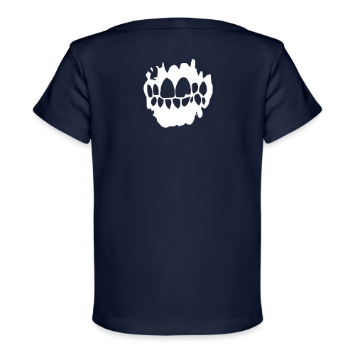 Lowlife - Inverterad - Ekologisk T-shirt baby