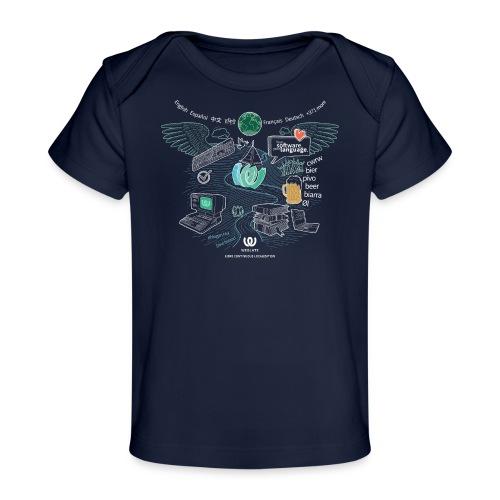 Weblate - Organic Baby T-Shirt