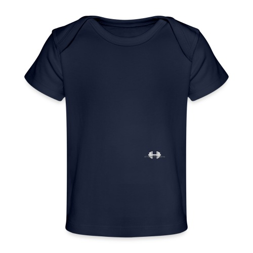 sasdumbell3 png - Baby bio-T-shirt
