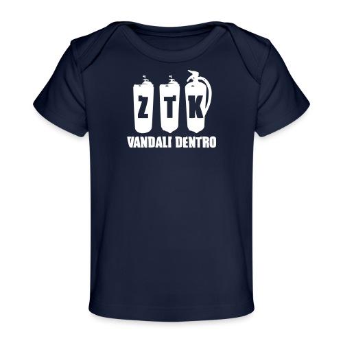 ZTK Vandali Dentro Morphing 1 - Organic Baby T-Shirt
