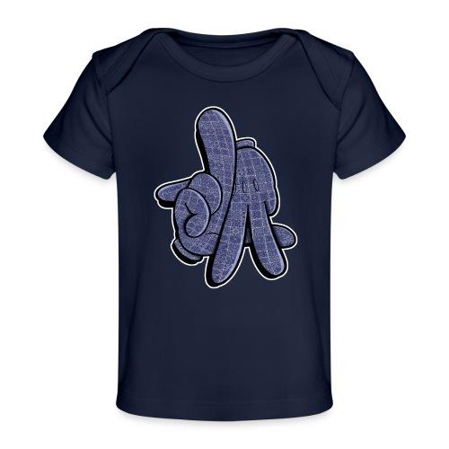 LA hands - Økologisk T-shirt til baby