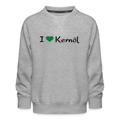 I mog Kernöl - Kinder Premium Pullover