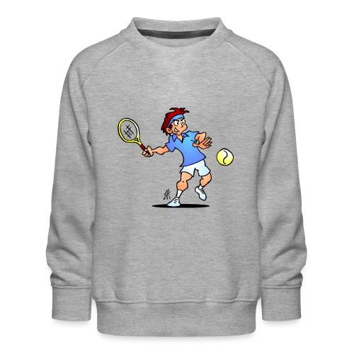 Tennis IV fc - Kids' Premium Sweatshirt