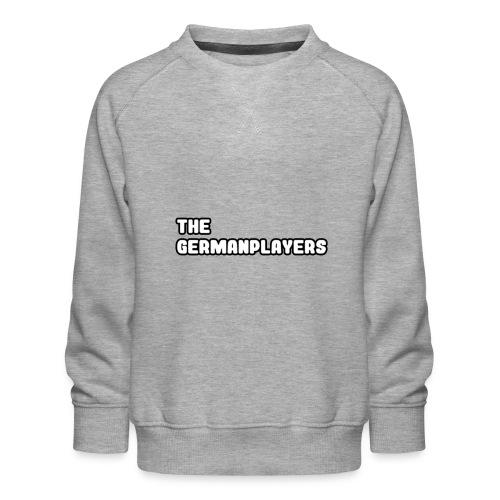 TheGermanPlayers Schridt - Kinder Premium Pullover